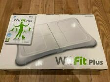 wii fit plus board plus 2 games