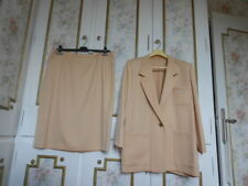 TAILLEUR  WEILL  PARIS  - Taille 50  -  Coloris  abricot  -  OCCASION