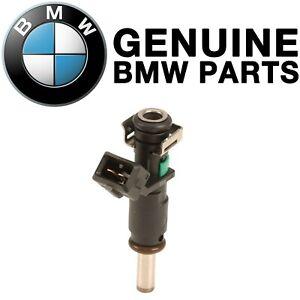 Genuine Fuel Injector 13537531634 For BMW F10 F25 E60 E82 E88 E89 E90 E92 E93