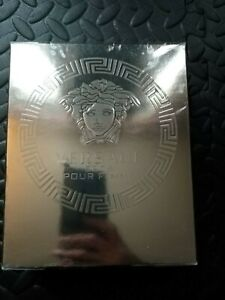 Versace EROS Gift Set 30ml EDT & 50ml Body Lotion (Pour Femme)  100% Genuine.