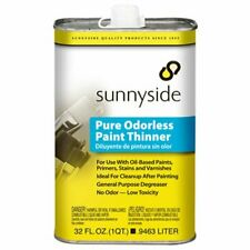 New listing Sunnyside 70532 Pure Odorless Paint Thinner Quart