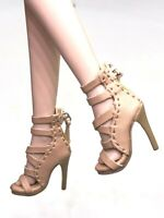 1/6 ooak Handmade Outfit Shoes Fashion Royalty NU.Face Integrity Doll S21