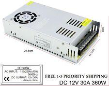 AC110-220V To DC 5V 12V 24V 36V 48V Switch Power Supply Driver Adapter LED Strip