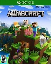 Minecraft  (Microsoft Xbox One, 2017)