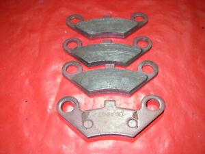 Bremsklötze vorn Bremsbeläge Zweikreisbremse bremse Quad Shineray XY250ST 9C