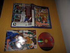 Ephemeral Fantasia PS2 Playstation 2 PAL
