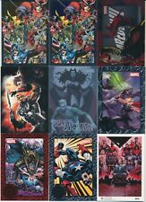 2014 Marvel Universe BASE/SAPPHIRE/SHADOWBOX/ALL INSERTS Pick From List