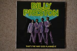Billy Preston - That's The Way God Planned It. 1969 Produced by George Harrison