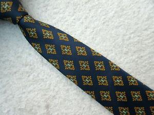 BLUE ORANGE SKINNY SLIM 2.25 INCH polyester TIE necktie by NEXT