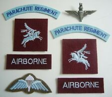 WWII - BRITISH AIRBORNE (Set de 8 - Reproductions)