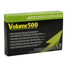 Volume500 Sex Erotik Potenzmittel mehr Sperma & stärkere Ejakulation 30 Pillen