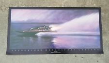 Kenny Youngblood Motorsport Gallery Signed Poster SUNSET RUN Clinton Anderson