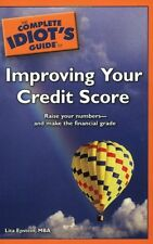The Complete Idiots Guide to Improving Your Credi