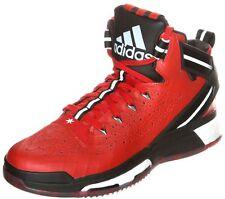 more photos edafe 92832 Adidas S85533 Performance D Rose 6 Boost Basketball Schuhe 53 1 3 UK17 Rot  Black