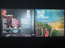COFFRET 2 CD + DVD THE ROLLING STONES / SWEET SUMMER SUN /