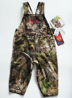 My First SUV Red Wagon REALTREE Camo Bib Overalls Size L 12-18 Months NWT