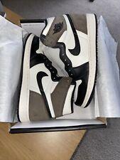 Nike Air Jordan 1 Retro High Og Dark Mocha Uk 7 / Us 8 * See Pictures For Box!