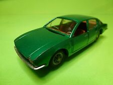 MEBETOYS A30  ISO RIVOLTA S4 - METALLIC GREEN 1:43 - GOOD CONDITION