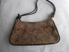 NEW  Unusual Small Floral On The Shoulder Bag