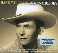 Hank Williams The Anthology 3CD Box Set Featuring over 3 Hours of Country Music