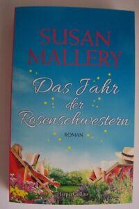 DAS JAHR DER ROSENSCHWESTERN Susan Mallery / Liebesroman