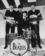 The Early Beatles 8x10 Photo