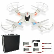 MJX X400W FPV RC Drone with Wifi Camera Live Video 2.4GHz 4 Chanel 6 Axis Gyro 3