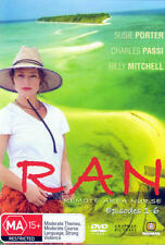 Ran: Remote Area Nurse - DVD Region 4 ( 2 DISCS) BRAND NEW