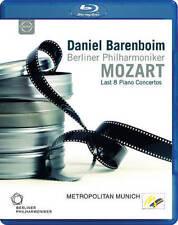 Daniel Barenboim/Berliner Philharmoniker: Mozart - Last 8 Piano Concertos...