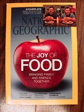 National Geographic Magazine  DECEMBER 2014 JOY OF FOOD - PATAGONIA'S COWBOYS