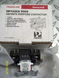 HONEYWELL DP1025A-5005 POWERPRO DEFINITE PURPOSE CONTACTOR