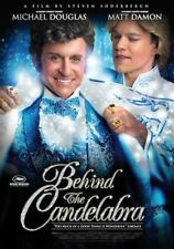 BEHIND   THE   CANDELABRA       film    poster.