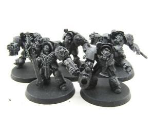 (7311) Deathwing Terminator Squad Dark Angels Space Marines Astartes 40k 30k