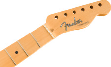 Genuine Fender American Original'50s Telecaster/Tele pescoço, 1952 U-forma, Maple