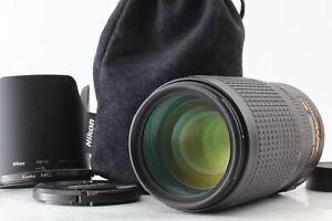 【 MINT w/ Hood 】 Nikon VR AF-S NIKKOR ED 70-300mm f/4.5-5.6 G Lens Japan #620