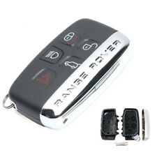 Smart Remote Car Key Shell Case Fob 5 Button for Land Rover Range Rover Sport