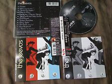 KULA SHAKER the jeevas / 1,2,3,4! / JAPAN LTD CD OBI