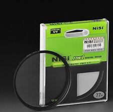 Filtre UV Nisi Ultravioletfilter 58mm Wide band Pro DW1 pour Canon 18-55mm Nikon