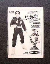 K645-Advertising Pubblicità-1973- L'AMICO JACKSON AGISCE , BARAVELLI