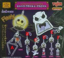 L'Etrange Noel de Mr Jack Strap Lock Flash Mascot - Yujin