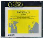 Brahms: Piano Concerto N.2, Variazioni Su Un Tema di Paganini Backhaus, Bohm CD