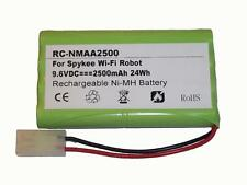 2500mAh 8LMH-48AA1800-H-MA Battery for Meccano Erector 870850E Spykee Spy Robot