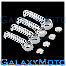 07-12 DODGE NITRO Triple Chrome plated ABS 4 Door Handle Cover 2012