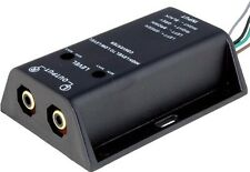 Salida de altavoz para caja de conversión de Adaptador De Rca Pre Salida Módulo Hi nivel bajo nivel