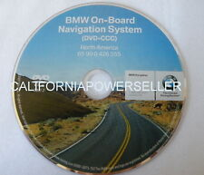 2008 BMW 528i 528xi 535i 535xi 550i Navigation DVD CCC * 555 Map Edition 2007.2