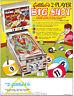 BIG SHOT By GOTTLIEB 1974 ORIGINAL NOS PINBALL MACHINE PROMO SALES FLYER