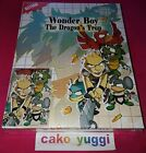 WONDER BOY THE DRAGON'S TRAP COLLECTOR SONY PS4 VERSION US LIMITED RUN #73 NEUF
