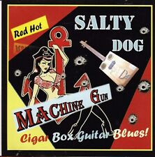 SALTY DOG Machine Gun  CD   SirH70