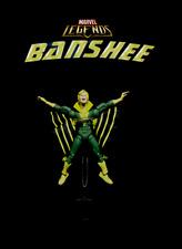 """Marvel Legends Series Annihilus Wave BANSHEE (Classic Comics) ML 6"""" X-Men Figure"""