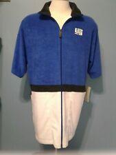 NWT Nike LeBron James Vintage Lounging Jacket Mens Large L 136902 Rare Blue